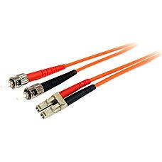 StarTechcom 3m Multimode 625125 Duplex Fiber