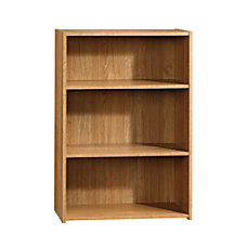 Sauder Beginnings Bookcase 3 Shelf Highland