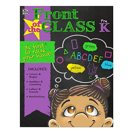 Thinking Kids® Front Of The Class, Grade Pre-K