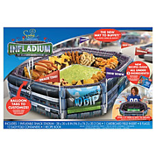 Amscan Inflatable Football Snack Stadium 7