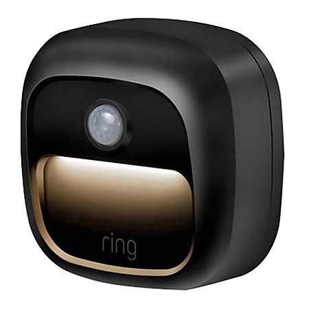 Ring Smart Lighting Step Light, Black, 5LD1S8-BEN0