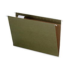 Earthwise By Oxford Hanging Folders Legal