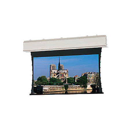 "Da-Lite Tensioned Advantage Deluxe Electrol 226"" Electric Projection Screen - Yes - 16:10 - Da-Mat - 120"" x 192"" - Ceiling Mount"