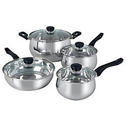 Oster Rametto 8 Pc SS Cookware
