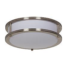 Luminance LED Round Flush Ceiling Mount