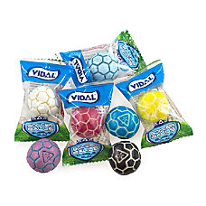 Vidal Individually Wrapped Soccer Gumballs 14