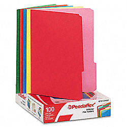 Pendaflex Color Interior File Folders 13