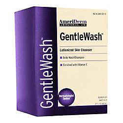 GentleWash Body WashShampoo 800 mL Box