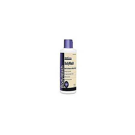 BodyWash Rinse-Free Shampoo And Body Cleanser, 8 Oz.