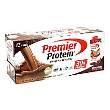 Premier Protein Chocolate Protein Shakes 11