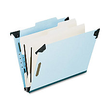 Pendaflex Hanging Classification Folders 2 Dividers