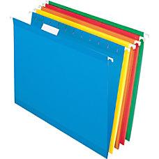 TOPS 15 Tab Cut Hanging Folders