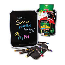Crayola Dual Sided Dry Erase Board