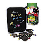 Crayola® Dual-Sided Dry-Erase Board With Dry-Erase Crayons