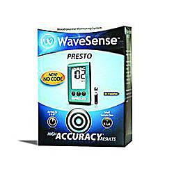 Wavesense Presto Meter Kit