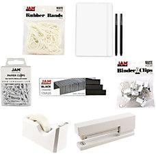 JAM Paper Complete 9 Piece Desk