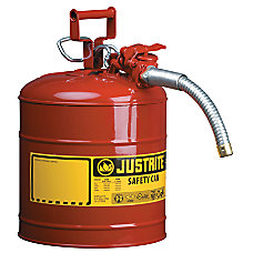 Type II AccuFlow Safety Cans
