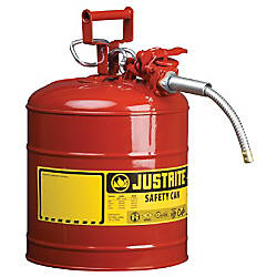 2 12 GAL RED SAFETY CANW1