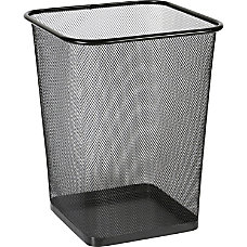 Lorell Square Mesh Waste Receptacle 560