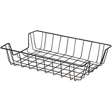 Lorell Wire Letter Tray 3 Height