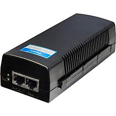 Premiertek Gigabit PoE Plus Power Injector