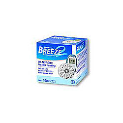 Bayer Breeze 2 Blood Glucose Test