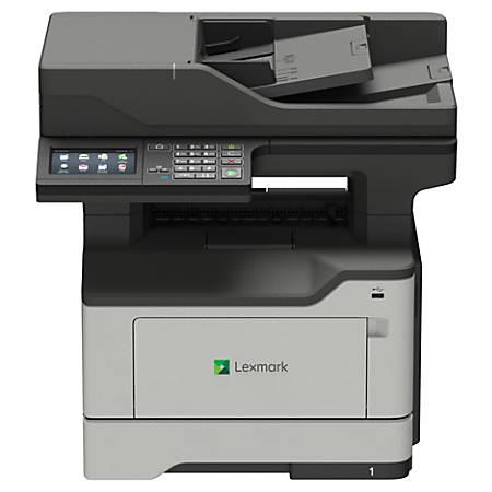 Lexmark™ MB2546adwe Wireless Monochrome Laser All-In-One Printer, Copier, Scanner, Fax, 36SC871