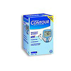 Bayers CONTOUR Blood Glucose Monitoring System