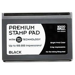 2000 PLUS Gel Based Stamp Pad
