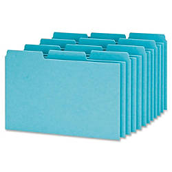 Oxford Blank 65percent Recycled Pressboard Guides