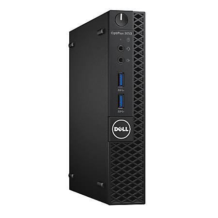 Dell OptiPlex 3000 3050 Desktop Computer Intel Core i3 7th ...
