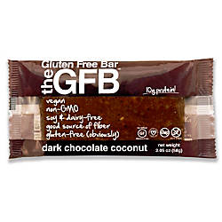 The Gluten Free Bar Dark Chocolate