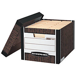 Bankers Box R Kive Storage Box