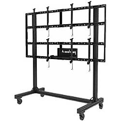 Peerless AV Portable Video Wall Cart2x2