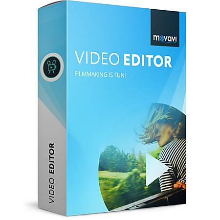 Movavi Video Editor 14 Personal Edition, Download Version
