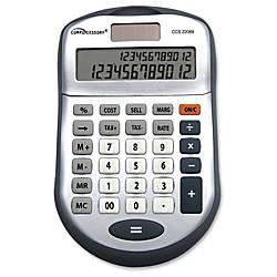 Compucessory 22089 2 line 12 digit
