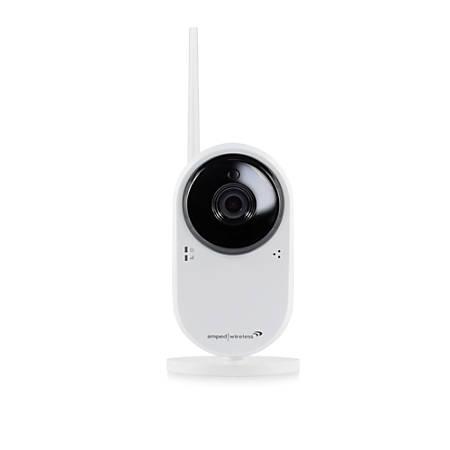 Amped Wireless APOLLO Wireless 720p Indoor Security Camera, LRC100