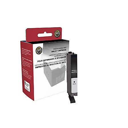 Clover Imaging Group 118145 (Canon 0336C001) Remanufactured High-Yield Black Ink Cartridge
