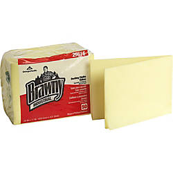 Brawny Industrial Dusting Cloths Wipe 17