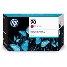HP 90 Magenta Ink Cartridge C5063A