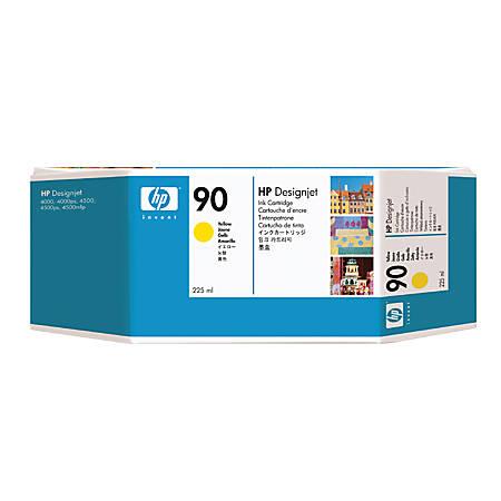 HP 90, Yellow Ink Cartridge (C5064A)