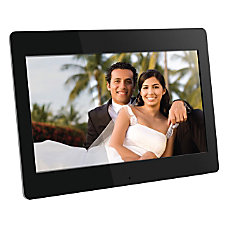 Digital Picture Frames Aluratek At Office Depot