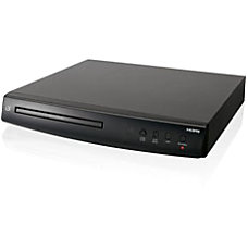 DPI DH300B DVD Player Black