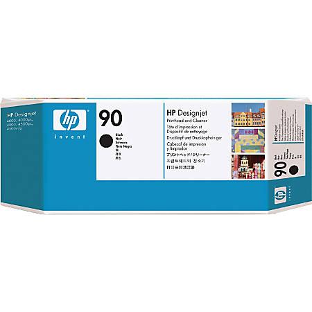 HP 90, Black Ink Printhead (C5054A)