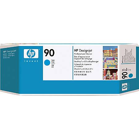 HP 90, Cyan Ink Printhead (C5055A)