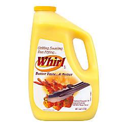 Whirl Premium Butter Flavor Vegetable Oil