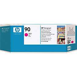 HP 90 Magenta Ink Printhead C5056A