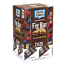 NATURES BAKERY Fig Bars Variety Pack