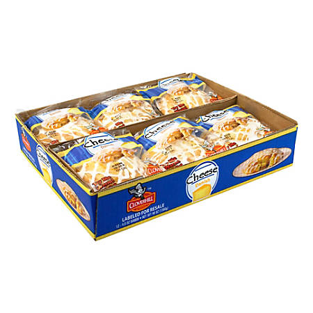 Cloverhill Cheese Danish Pastries, 4 Oz, Box Of 12 Pastries
