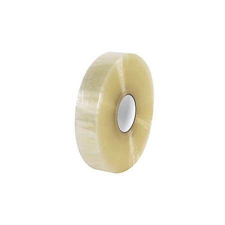 "Tape Logic® #900 Hot Melt Tape, 2"" x 110 Yd., Clear, Case Of 6"